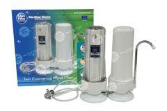 """2-stupňový kuchynský filter na vodu FHCTF2 10"""""""