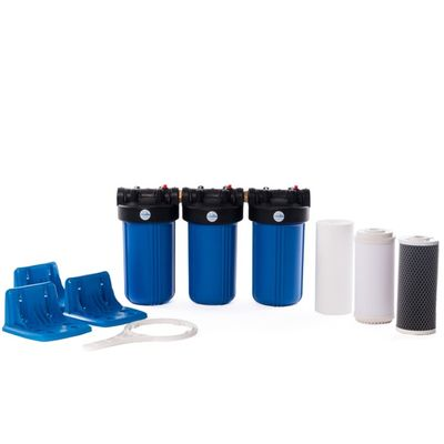 """Filter na vodu BigBlue® 10"""" TRIO MmaiCU"""