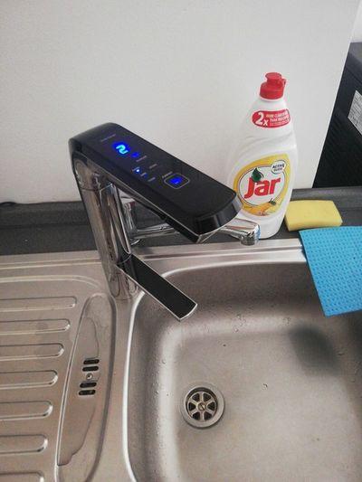 Realizácia - montáž ionizátora vody Žilina