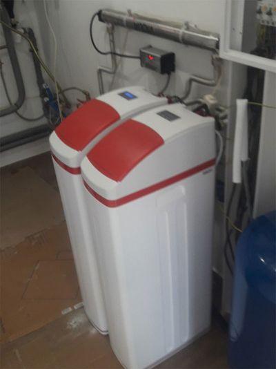 Realizácia - odstránenie dusičnanov Zvolen