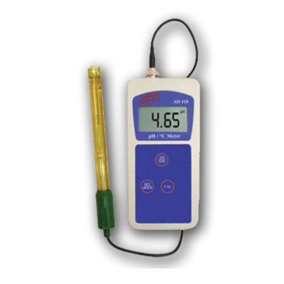 Prenosný kompaktný pH meter AD110