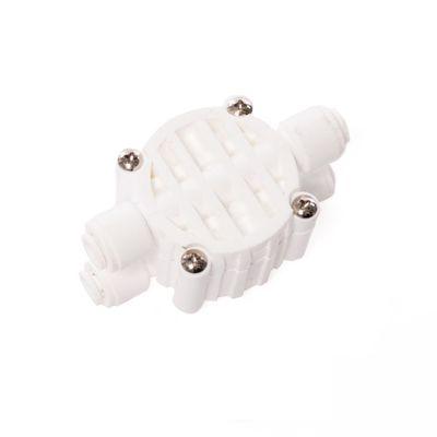 Štvorcestný ventil pre RO