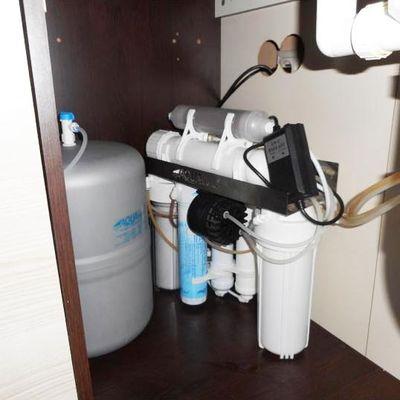 Realizácia - úprava pitnej vody pomocou RO Aquatip