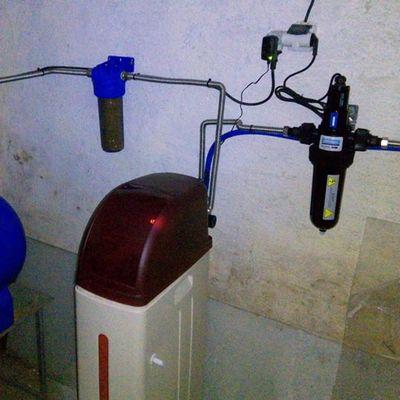Realizácia - úprava vody UV Turany