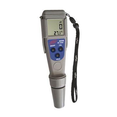 Vodotesný vreckový merač vodivosti AD33