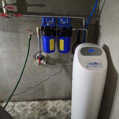 Zmäkčenie vody a uhlíková filtrácia Voderady