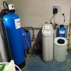 Zmäkčenie vody a odstránenie dusičnanov