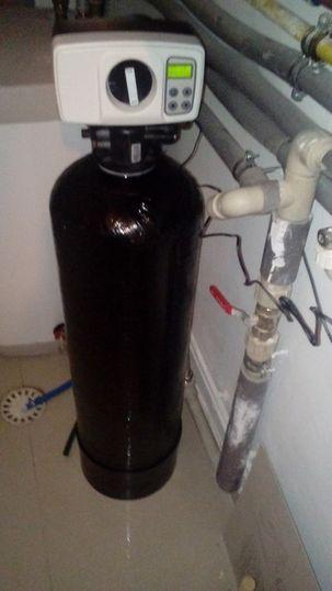 Úprava vody uhlíkovou filtráciou