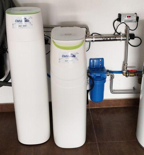 Realizácia - úprava vody Piešťany