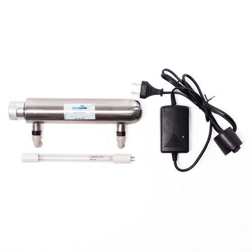 UV lampa pre vodné filtre a osmózy 6W
